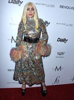 Lady Gaga à la cérémonie des Daily Front Row Fashion Los Angeles Awards http://www.vogue.fr/mode/inspirations/diaporama/les-meilleurs-looks-de-la-semaine-mars-2016/26700#lady-gaga-a-la-ceremonie-des-daily-front-row-fashion-los-angeles-awards