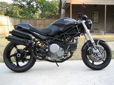 2005 ducati monster s2r  | 2005 Ducati Monster S2R Dark | Flickr - Photo Sharing!