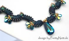"Necklace ""Wave"" - design by PrettyNett.de"
