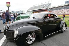 1940 Ford Coupe Custom Street Rod