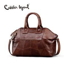 Cobbler Legend 2016 New Arrival Genuine Leather Women Handbags Fashion Crossbody Bags Female Handbag Trend Bag Bolsas #0900507-1
