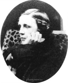 lewis-carroll:          Charles Dodgson a.k.a. Lewis Carroll (April 1856)         Taken by Reginald Southey          Courtesy of Lewis Carroll, Photographer