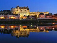 Château d'Amboise - l'un des nombreux châteaux de la Loire