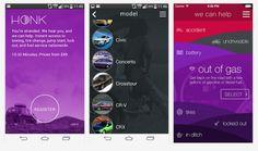 Travel App of the Week: HONK