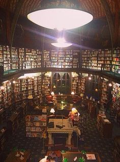 Oxford Union Old Library