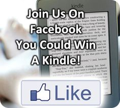 Head over to our facebook page to be in with a chance of winning a Kindle! http://www.facebook.com/hereforaday