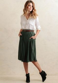 Cute Skirts - Maxi, Midi & Vintage Inspired | Ruche