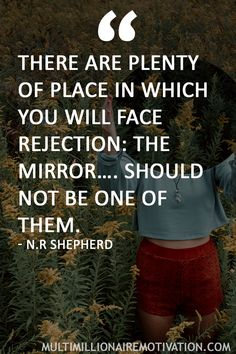 fear of rejection quotes
