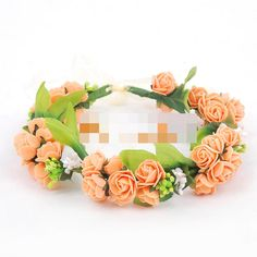 Online Buy Wholesale flower girl head wreath from China flower ...