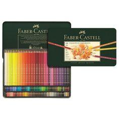 Faber-Castell Polychromos Pencil Sets | 120 ct Set - JerrysArtarama.com