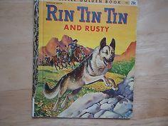 Rin-Tin-Tin-and-Rusty-A-Little-Golden-Book-1955