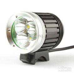 Luz foco CREE XM-L T6 3800 Lumenes  Luz foco CREE XM-L T6 3800 Lumenes de luz blanca, gran alcance, con potente Bateria de 8,4v 7000 mAh   54,96 €