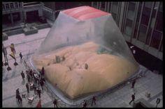 Airground: Theo Botschuiver & Jeffrey Shaw, 1968