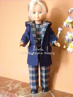 Lana, Doll Clothes, Hipster, Dolls, Style, Fashion, Doll Dresses, Templates, Suits