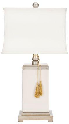 [CasaGiardino]  ♛  Safavieh  Transitional Table Lamp
