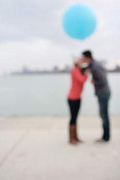 City Lights gender reveal :: Photography credit Kirra Sue