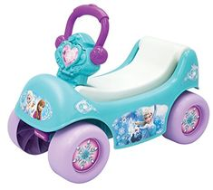 Kids' Pull-Along Wagons - Frozen Disney Happy Hauler >>> See this great product.
