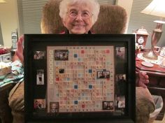 another spin on the gift for grandma #pintowingifts gotta make this next year