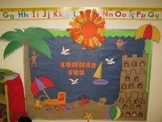 Image detail for -Summer Bulletin Board- preschool or early elementary   TeacherTime123