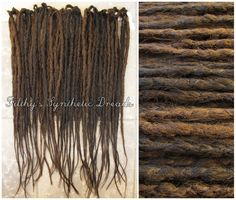 ❦ dreads for Hanni by Filthy's Synthetic Dreads on Fb