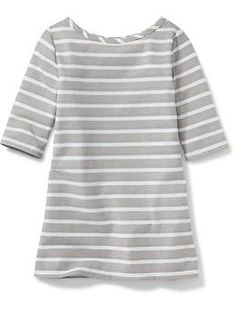 Long & Lean Waffle-Knit Tee for Toddler   Old Navy