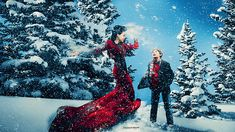 Once Upon A Time Fan Art: Once Upon A Time: Winter Holidays