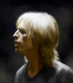 Tom Petty 💔 Rest in Peace Xxx Great Bands, Cool Bands, Blond, Musical Hair, Roy Orbison, My Tom, Tom Petty, Rockn Roll, Fleetwood Mac