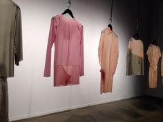 L'intangible en tant que matière, YING GAO, vernissage Ying Gao, Transparent Dress, Pattern Design, Duster Coat, Board, Jackets, Inspiration, Ideas, Dresses