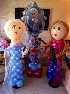 Frozen Balloons by the thrill of it all