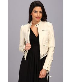 Free People Lace Up Jacket | Pretty Little Liars