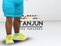 sims 4 cc shoes nike Nike Tanjun Sneakers for Kids amp; Toddler Cc Sims 4, Sims 4 Toddler Clothes, Sims 4 Mods Clothes, Sims 4 Cc Kids Clothing, Sims 4 Teen, Toddler Boy Shoes, Toddler Boy Outfits, Kid Shoes, Nike Clothes