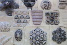Image result for making felt samples