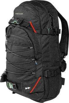 7813493213a5b Der Klassiker  Forvert Rucksack Louis black  lifestyle  backpack  www.Endless-Skate