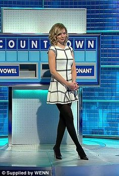 According to the Daily Star, one member wrote, 'The dresses they give Rachel to wear on Countdown lately are getting worse and worse. They look awful on her…Sexiness factor = zero'