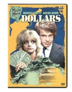 """Goldie Hawn, freshly launched into stardom via TV's Laugh-In gives a bubbly but nuanced performance in one of her first feature-film roles, $ (also known as Dollars).Warren Beatty and Hawn pull off an ingenious bank robbery in Europe, playing """"Robin Hood"""" types preying on the gangland rich. Beatty's racing for safety scenes would make even Matt Damon (as Jason Bourne) jealous."""