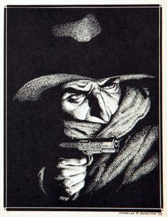The Shadow - Franklyn E. Hamilton