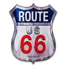 Resultado de imagem para quadro route 66