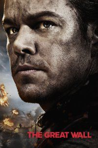 The Great Wall on DVD May 2017 starring Matt Damon, Pedro Pascal, Willem Dafoe, Andy Lau. When a mercenary warrior (Matt Damon) is imprisoned within The Great Wall, he discovers the mystery behind one of the greatest wonders of ou Matt Damon, Top Movies, Great Movies, Movies To Watch, Movies Free, Imdb Movies, Netflix Movies, Film 2017, Streaming Vf