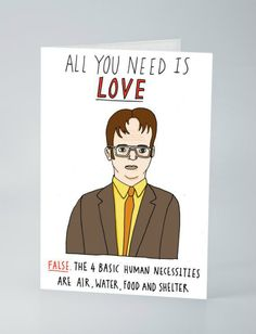 13 TV-Themed Valentines for All You Binge-Watchers