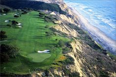 Torrey Pines, San Diego, CA. Not a huge fan of the course but worth checking off the golf bucket list.