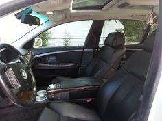 Make BMW Model 745Li Year 2003 Exterior Color White Interior