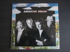 Crosby Stills Nash & Young  American Dream by riverbottomrecords