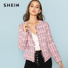 7d652276f578 27 Best Ladies Tweed Jackets images