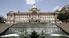 Birmingham Council House, Victoria Square, Birmingham, England