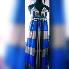 Transformación de #croptop azul y beige a romántico vestido siguiendo sus mismos tonos y líneas para darle continuidad y movimiento💟👗✂📍😜 . #patalbataller #customizacion #diseñodevestuario #transformación #hechoamano #mezcladetexturas #hechoenchile #melipilla Strapless Dress, Beige, Dresses, Fashion, Dress, Ropa Vieja, Apparel Design, Dressing Rooms, Blue Nails