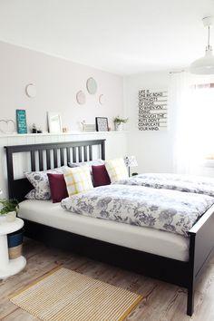 s'Bastelkistle: Unser neues Schlafzimmer