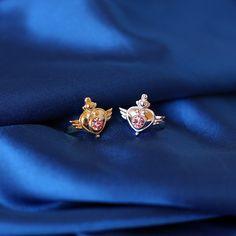 Anillo de la Crisis, anillos joya de Sailor Moon de la luna
