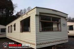 Mobilné domy mobilheimy Recreational Vehicles, Shed, Outdoor Structures, Image, Backyard Sheds, Coops, Barns, Campers, Tool Storage