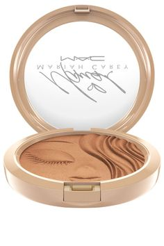 Mariah Carey's M.A.C Collection is finally here! The M.A.C Cosmetics Extra Dimension Skin Finish in My Mimi is definitely a great gift for the beauty lover! It is $45.50, available December 15 at MAC Cosmetics.