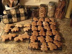 Ornamental Gingerbread Dough Recipe